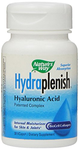 Nature'S Way Hydraplenish, 30 Vcaps (Pack Of 2)