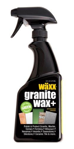 Flitz Grx 22806 12a Granite Wax Plus 16 Oz Spray Bottle