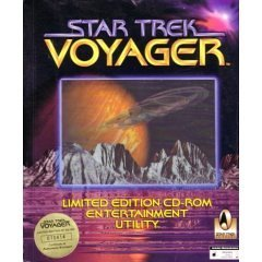 Star Trek Voyager Limited Edition Entertainment
