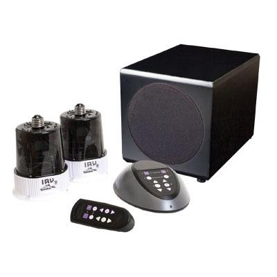 IAV Lightspeaker One Room System with Subwoofer IAVLS5.2.2.1S