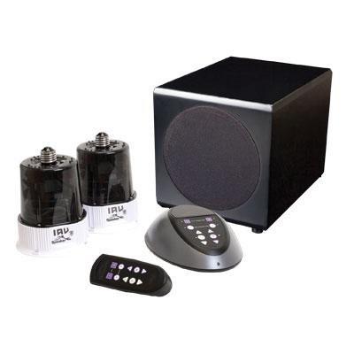 IAV Lightspeaker One Room System with Subwoofer IAVLS5.2.2.1S