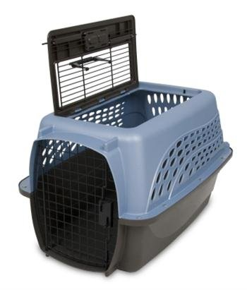 Petmate Two Door Top Load Pet Kennel