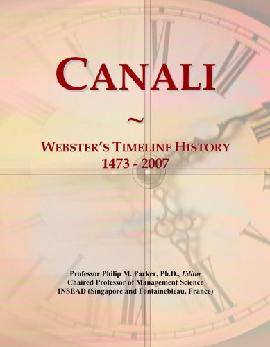 canali-websters-timeline-history-1473-2007