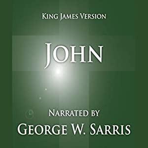 The Holy Bible - KJV: John Audiobook
