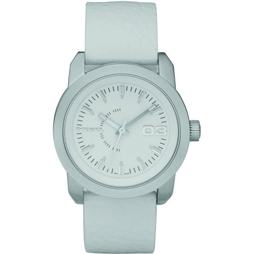 Diesel DZ5238 Ladies All White Watch