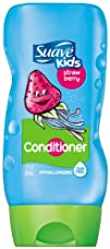 Suave Kids Conditioner Strawberry 12 Ounce Pack of 6
