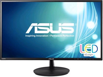 """Asus VN247H-P 23.6"""" LED LCD Monitor - 1 ms  -"""