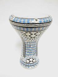 Alexandria Doumbek, Blue Mosaic