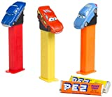 PEZ Disney Cars, 0.58-Ounce Assorted Candy Dispensers (Pack of 12)