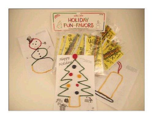 Wikki Stix Holiday Fun Favors