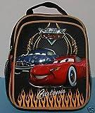 Disney Cars Mini Toddler Backpack w/ Mcqueen & Doc Hudson