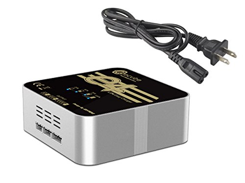 EV-Peak e4 (4Amps, 50Watts) 2S, 3S, 4S (7.4V, 11.1V, 14.8V) AC Lipo Balancing Battery Charger w/ WARRANTY (Cheap Lipo Batteries compare prices)