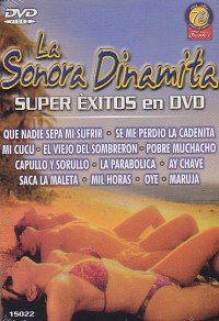 Cover art for  La Sonora Dinamita: Super Exitos en DVD