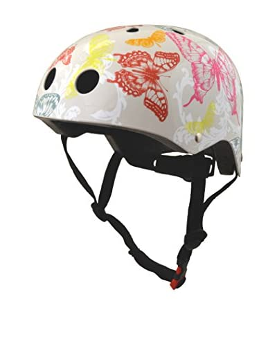 Kiddimoto Helm Kids Design Sport Butterflies / Schmetterlinge