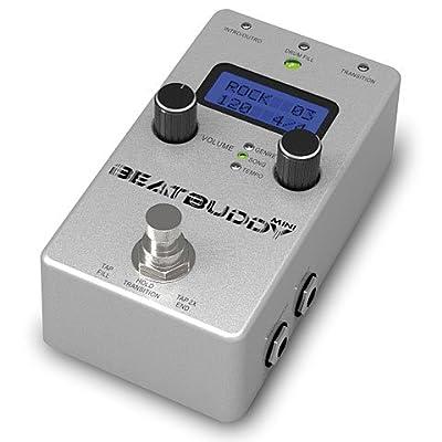 SINGULAR Sound Beatbuddy Mini Stompbox Drum Machine