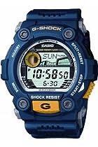 Casio G-7900-2Er Mens G-Shock Blue Digital Watch