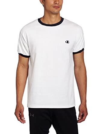 a2959d67 Champion Mens Jersey Ringer Tee