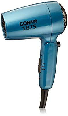 Conair 1875 Watt Folding Handle Compact Hair Dryer