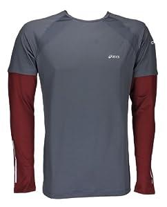 Asics Running Fitness Sportshirt Longsleeve Top Hommes 0721 Art. 421222 Taille L