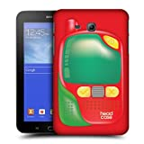 Head Case Designs Ringer Toy Gadgets Protective Snap-on Hard Back Case Cover for Samsung Galaxy Tab 3 Lite 7.0 T111 T110