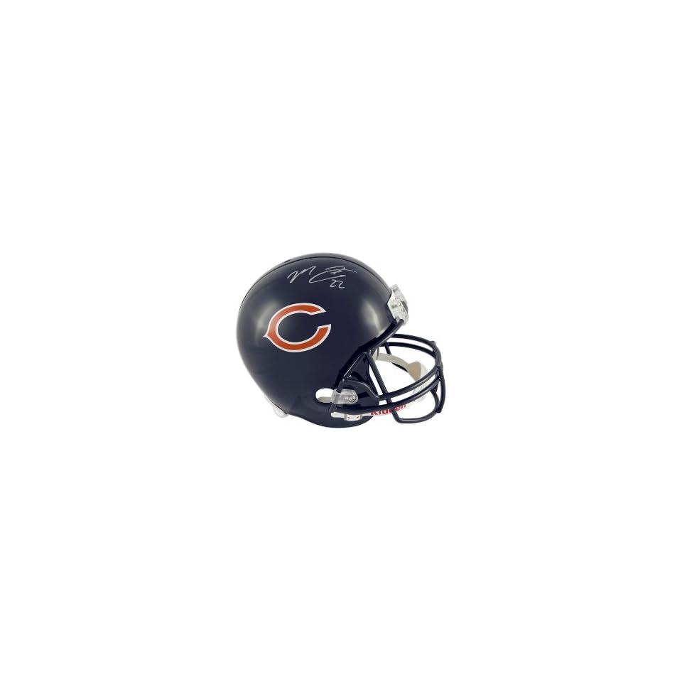 Matt Forte signed Chicago Bears Full Size Replica Helmet on PopScreen 24c03570d