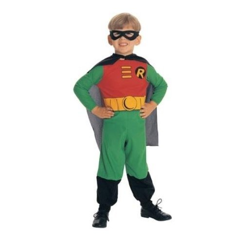 Toddler 2-4 - Original Robin Costume