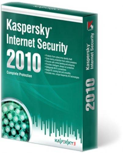Kaspersky Anti Virus 2011 OEM, 1 user, 1 Year, 10 pack (PC)