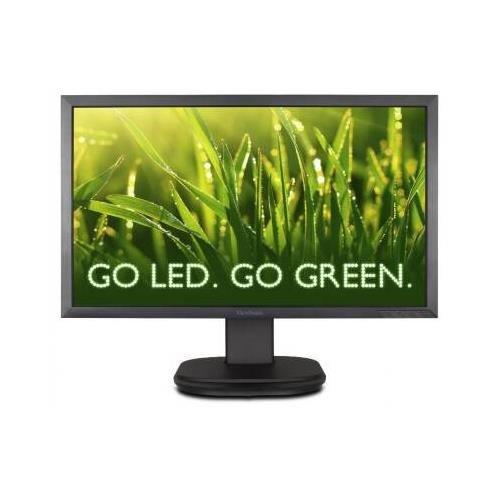 Viewsonic Vg2439M-Led 24 Widescreen Led Monitor 16:9 5Ms 1920X1080 300 Nits Dvi/Vga/Displayport Speaker