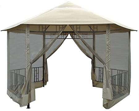 metal gazebo on sale home decor and furniture deals. Black Bedroom Furniture Sets. Home Design Ideas