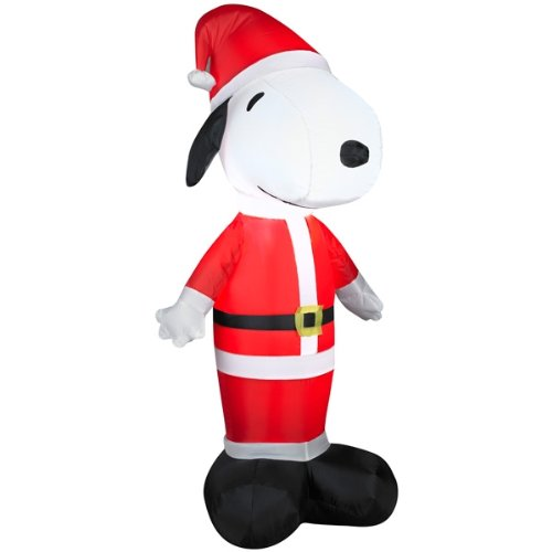 Christmas peanuts outdoor inflatables wikii