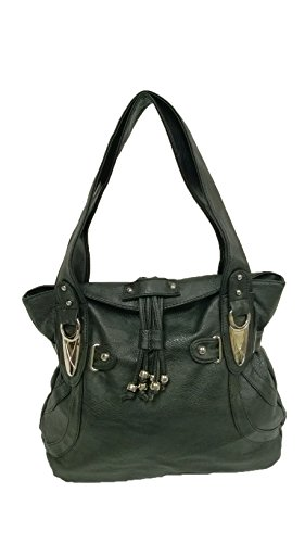 donna-bella-designs-damita-satchel-bag-black
