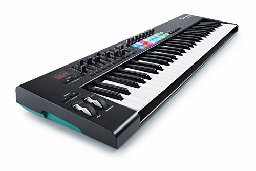 Novation Launchkey 61 USB Keyboard Controller for Ableton Live, 61-Note MK2 Version (Alto Mini Mixer compare prices)