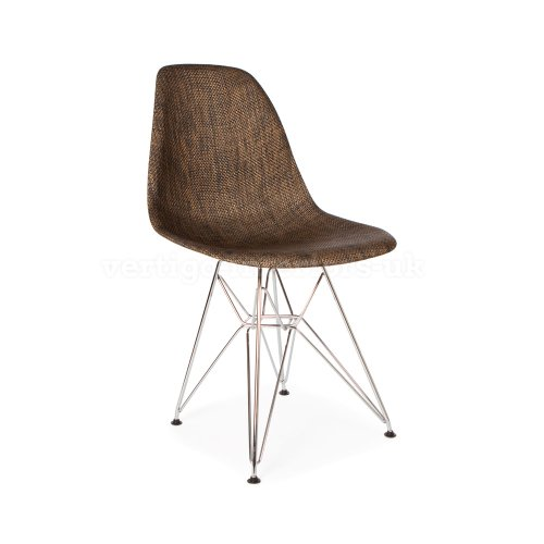 1 x special edition eames style weave dsr side chair for Cheap eames style chair
