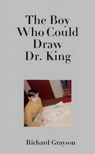 The Boy Who Could Draw Dr. King cover