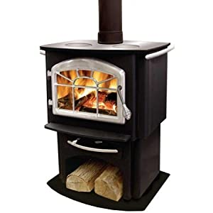 EPA Wood Gourmet Cook Stove Style Finish: Standard Arch Painted Black by Napoleon