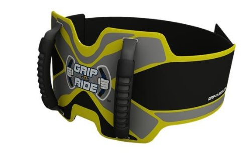 Left Coast Sports Innovations  GNR-Y Grip-n-Ride - Yellow