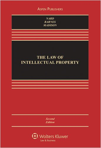 Law of Intellectual Property 2nd Edition