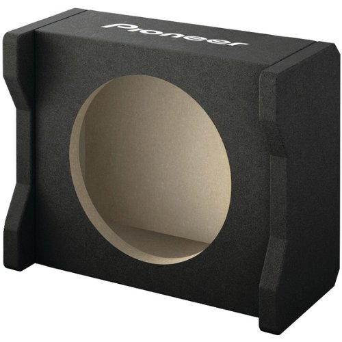 """Pioneer Ud-Sw200D 8"""" Downfiring Enclosure For The Ts-Sw2002D2 Subwoofer"""