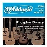 D'Addario EJ16 ダダリオ アコースティックギター弦