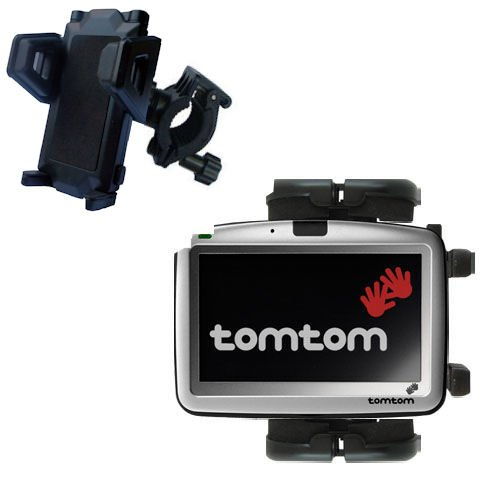 Bike Handlebar Holder Mount System for the TomTom Go - Gomadic Brand