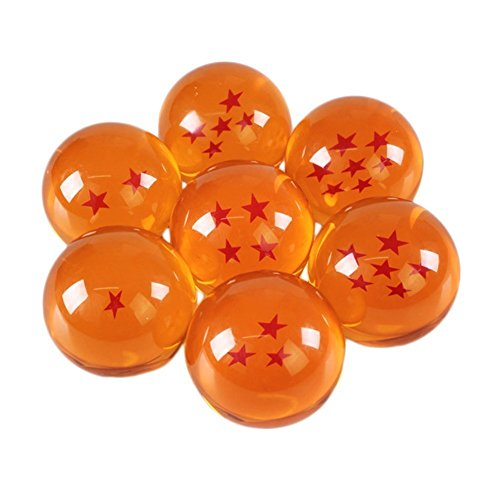 7-Dragonballs-Z-Kugeln-wie-aus-Glas-Action-Figuren-mit-allen-Sternen-KugelnMurmelnBlle-fr-Cosplay-Kostm-Manga-Anime-Set-Son-Goku