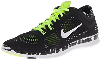 Buy Nike Ladies Free 5.0 TR Fit 4 PRT Cross Training Shoes by Nike