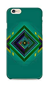 Amez designer printed 3d premium high quality back case cover for Apple iPhone 6s (Abstract 2)