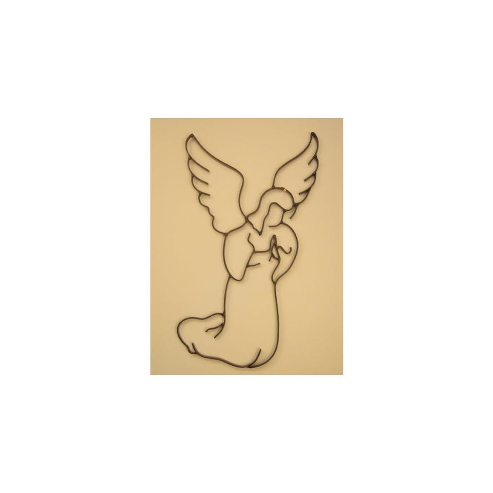 Peace Dove Bird Iron Shadow Decorative Wall Art