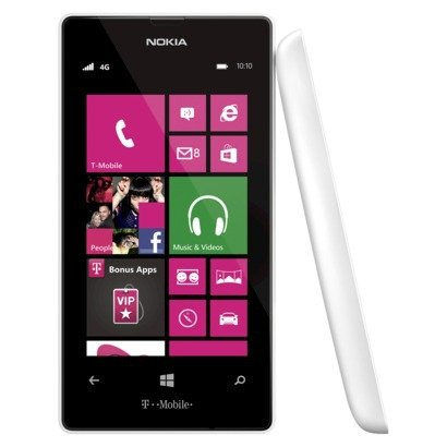Nokia Lumia 521 Pre-paid Phone (T-mobile, Brightspot)