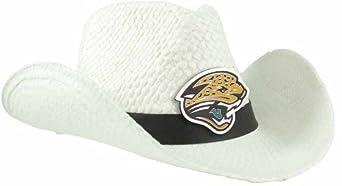 NFL Jacksonville Jaguars White Cowboy Hat by Littlearth