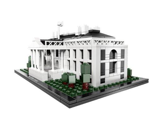 Imagen de LEGO Architecture Casa Blanca (21006)