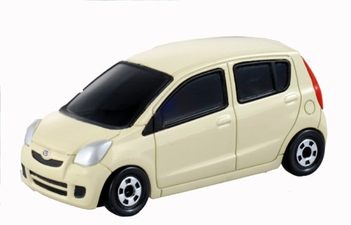 Takara Tomy Daihatsu Mira Light Yellow #019-6