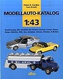 Image de Modellauto-Katalog 1:43: Basiskatalog aller Modelle der Firmen Conrad, Cursor, Gama,Herpa, Märklin,