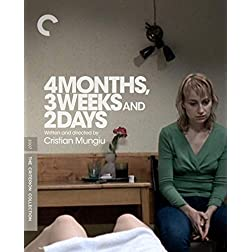 4 Months, 3 Weeks and 2 Days [Blu-ray]